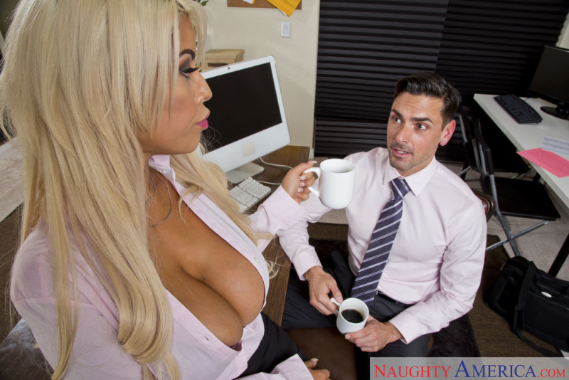 Naughty America Bridgette B in Naughty Office