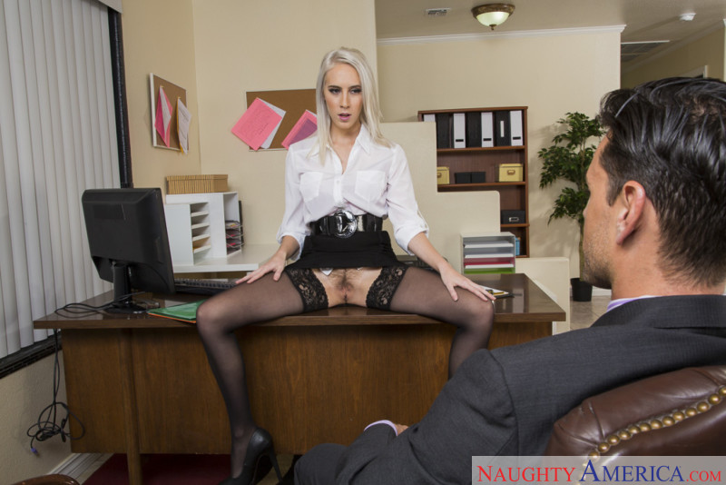 Naughty America Cadence Lux in Naughty Office