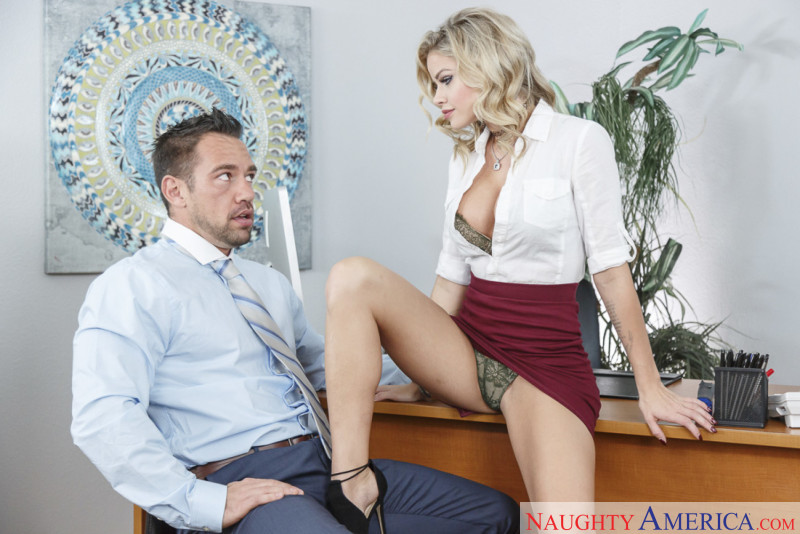 Naughty America Jessa Rhodes in Naughty Office